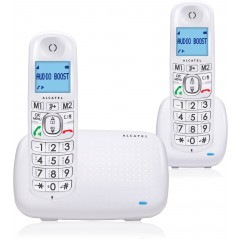 ALCATEL - XL 385 DUO BLANC