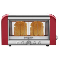 MAGIMIX - Le Toaster Vision Rouge - 11540