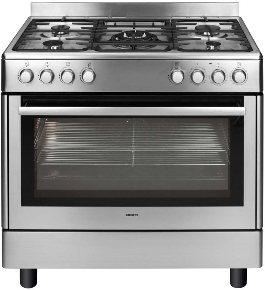 Pulsat beko gm 15121 dx cuisini res et pianos de for Four gaz ou electrique