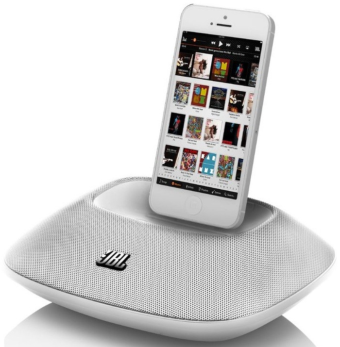 JBL - ON BEAT MICRO WHITE