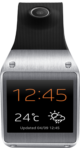 SAMSUNG - GALAXY GEAR NOIR