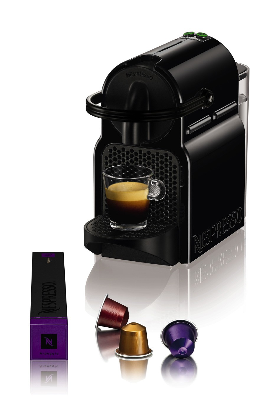 pulsat magimix nespresso inissia noir 11350 cafetiere 11350 pulsat. Black Bedroom Furniture Sets. Home Design Ideas
