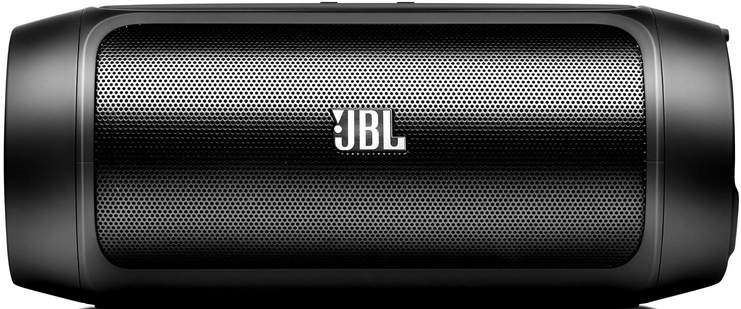 JBL - CHARGE 2 BLKEU
