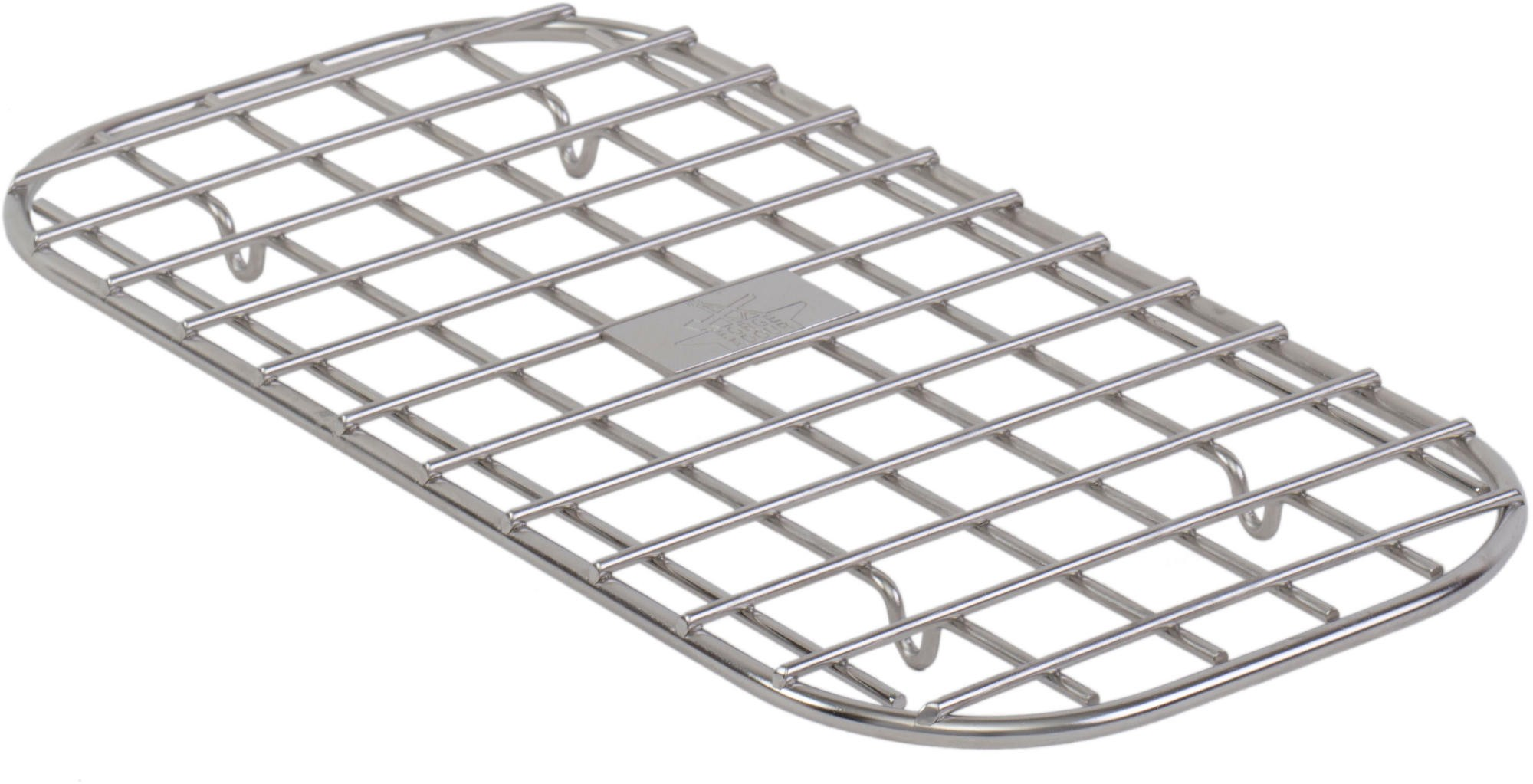 FORGE ADOUR - GRILLE INOX RECTANG