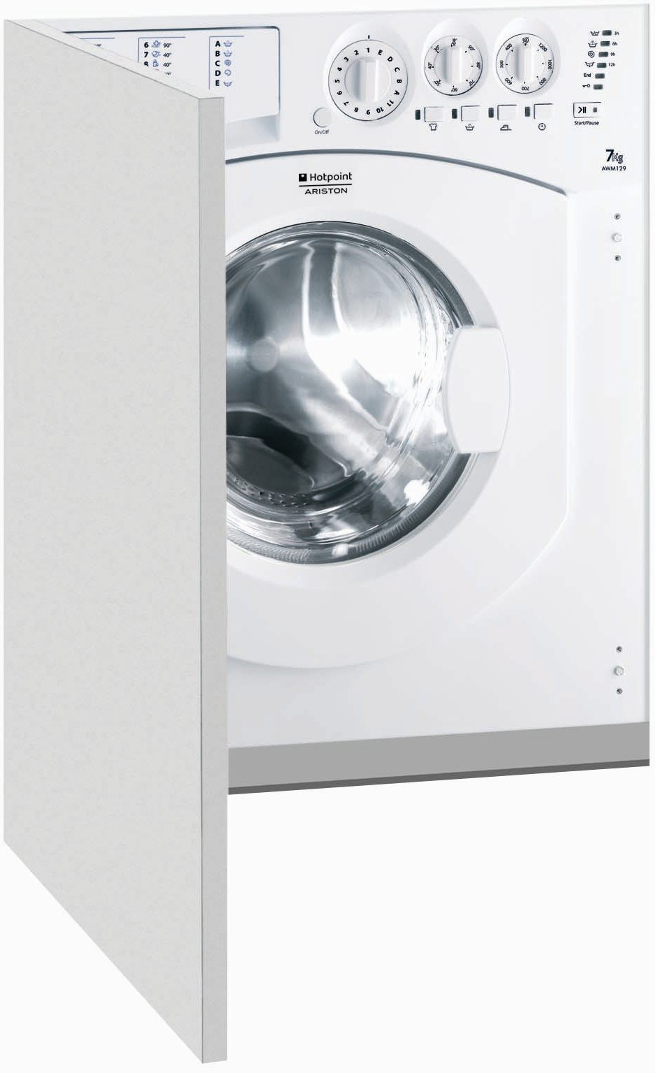 HOTPOINT-ARISTON - AWM 129