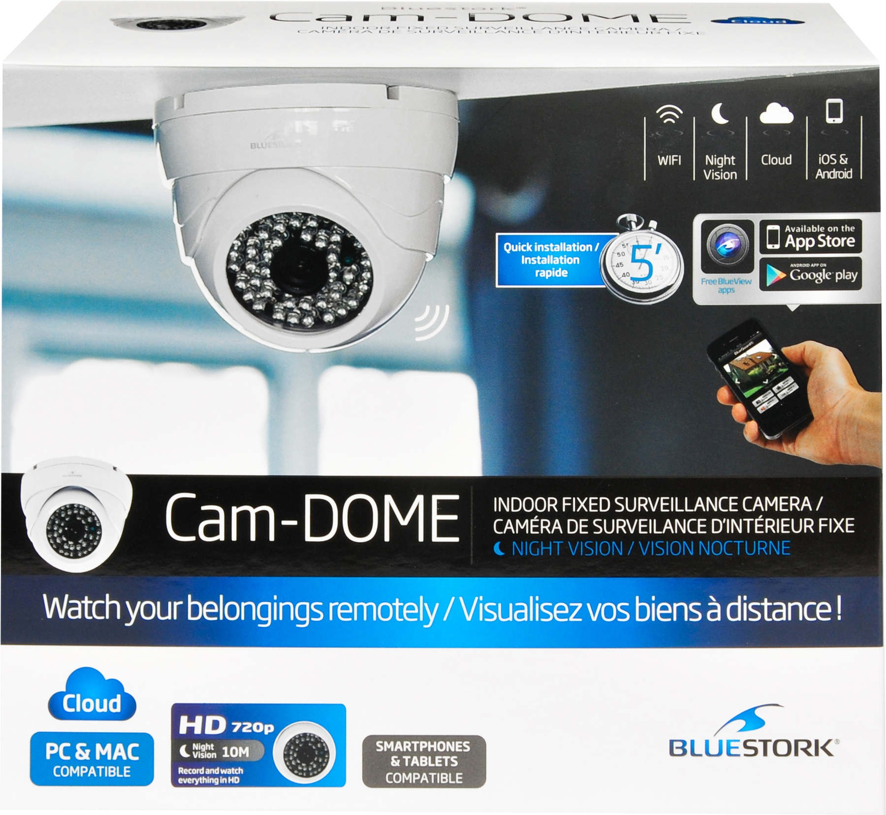 BLUESTORK - BS-CAM/DO/HD