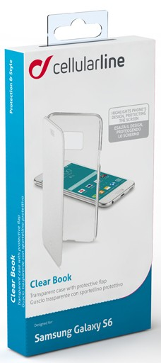CELLULAR LINE - CLEARBOOKGALS 6 W