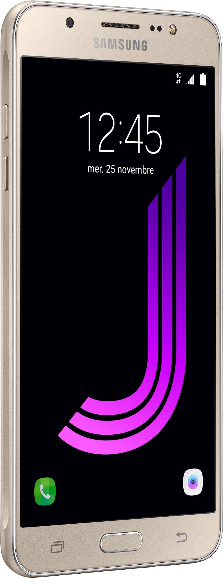 SAMSUNG - GALAXY J 7 GOLD