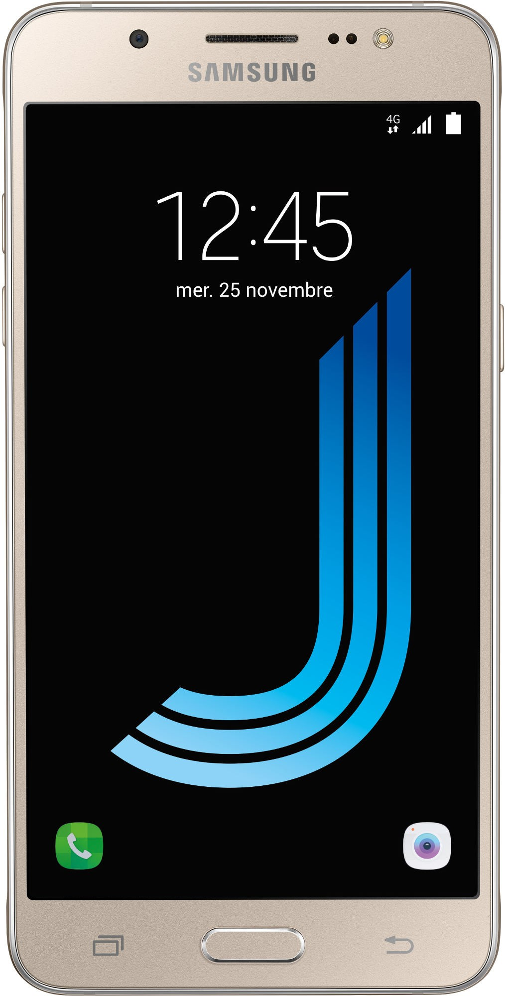 SAMSUNG - GALAXY J 5 ED 16 GOLD