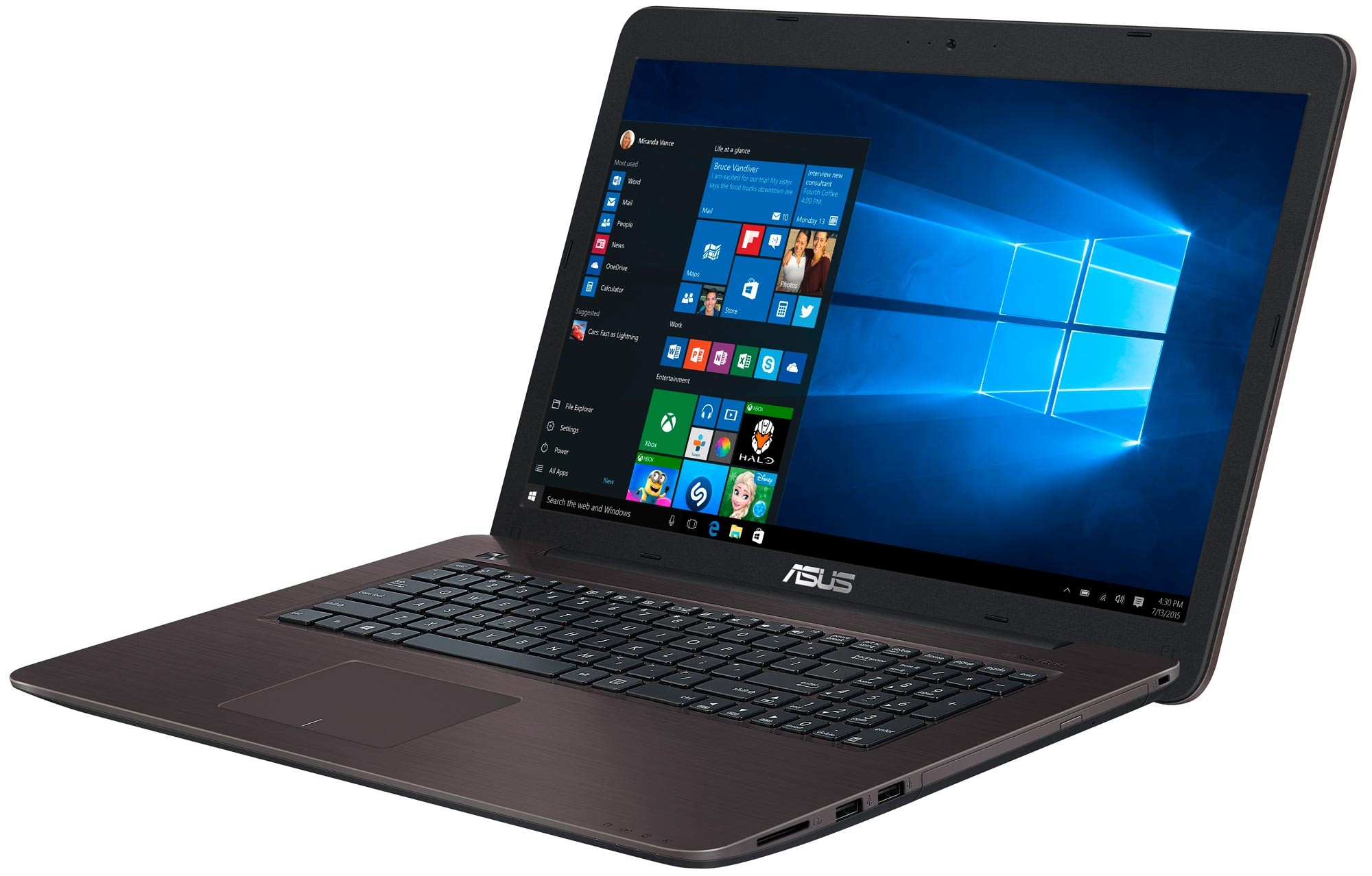 ASUS - X 756 UB-TY 055 T