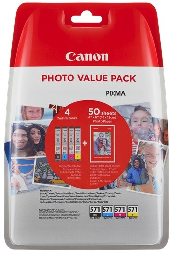 CANON - PACK 571