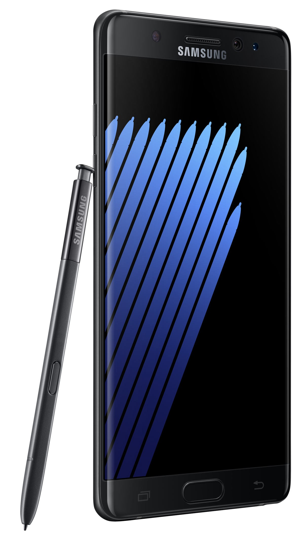 SAMSUNG - GALAXY NOTE 7 NOIR