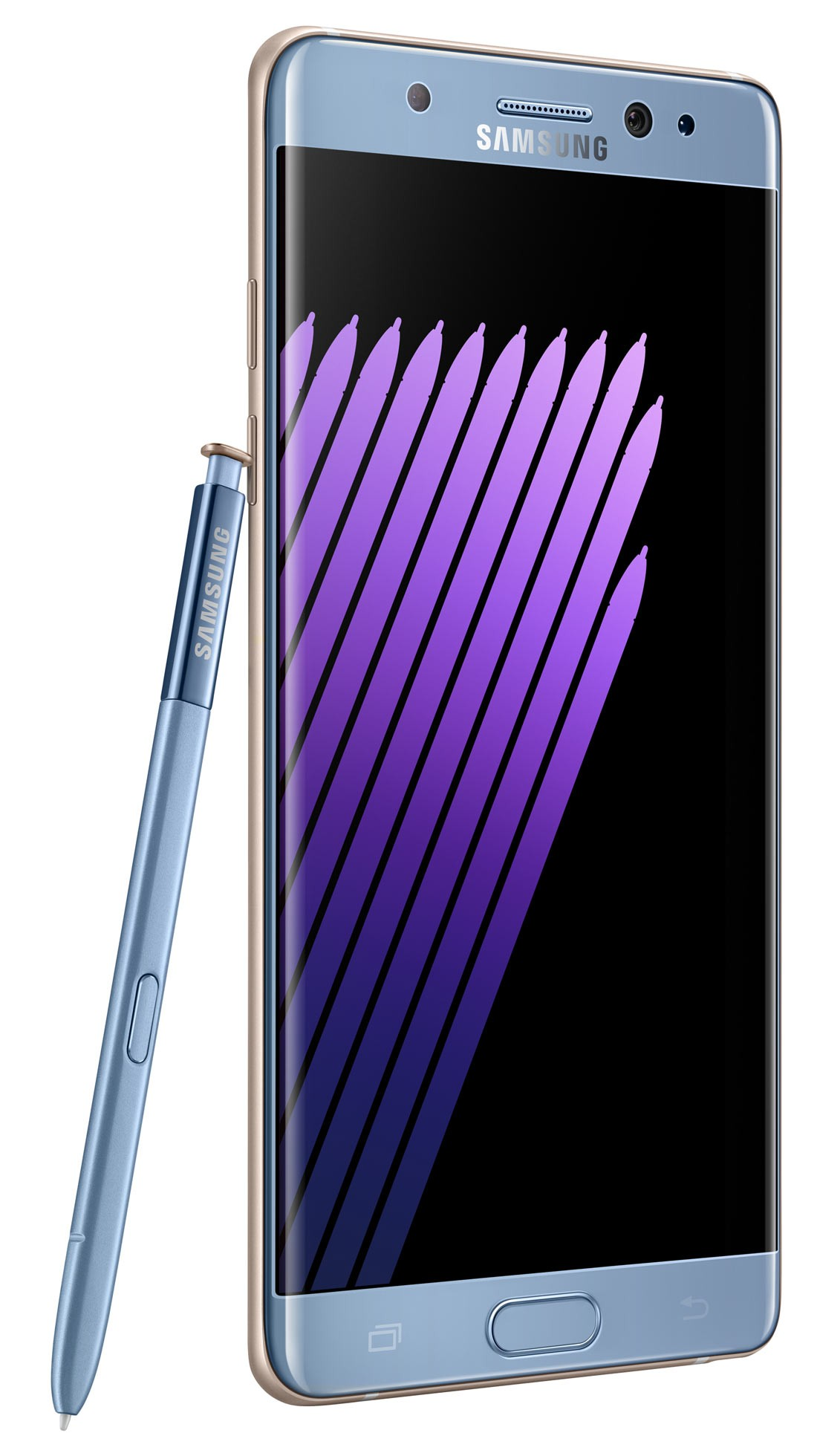 SAMSUNG - GALAXY NOTE 7 BLEU