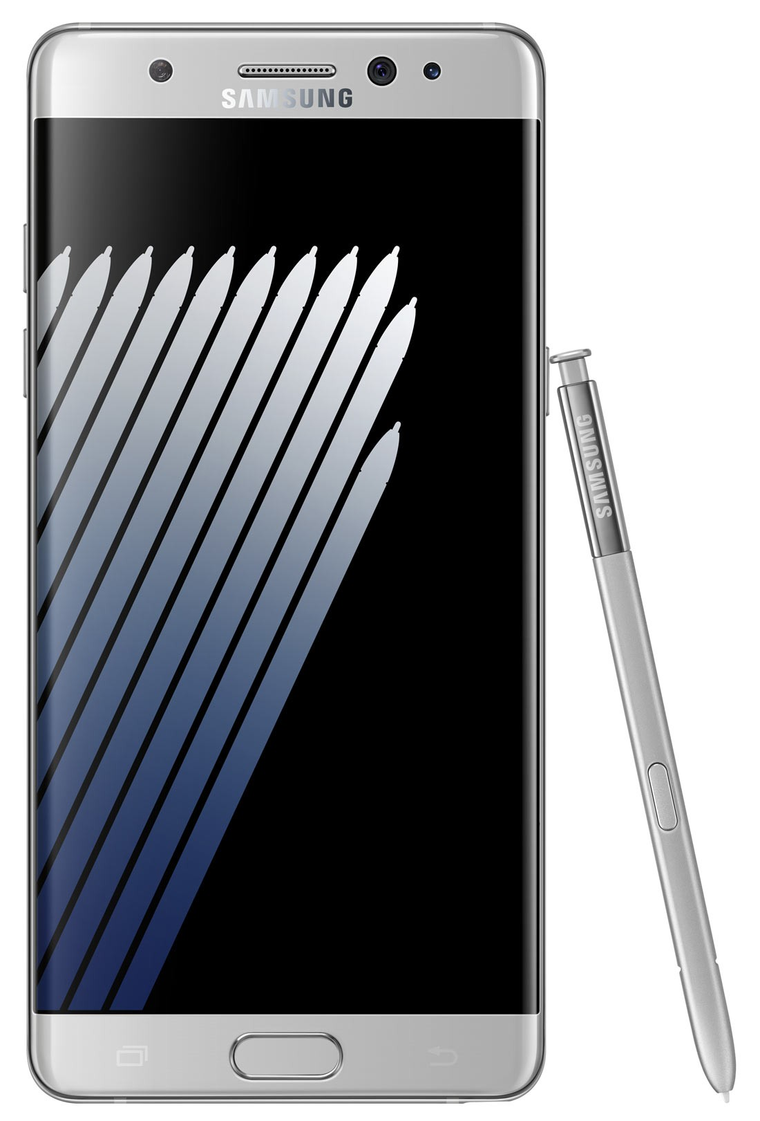SAMSUNG - GALAXY NOTE 7 SILVER