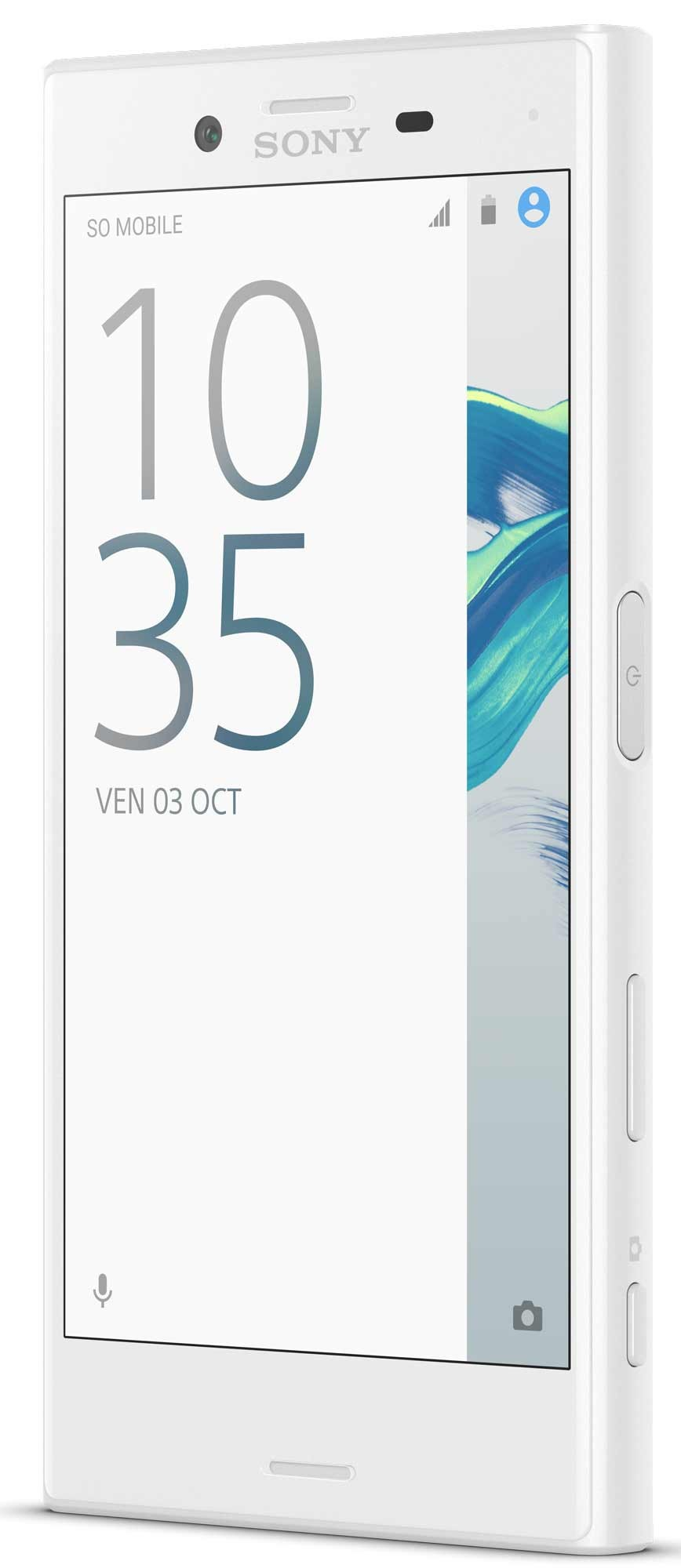 SONY - XPERIA X COMPACT BLANC
