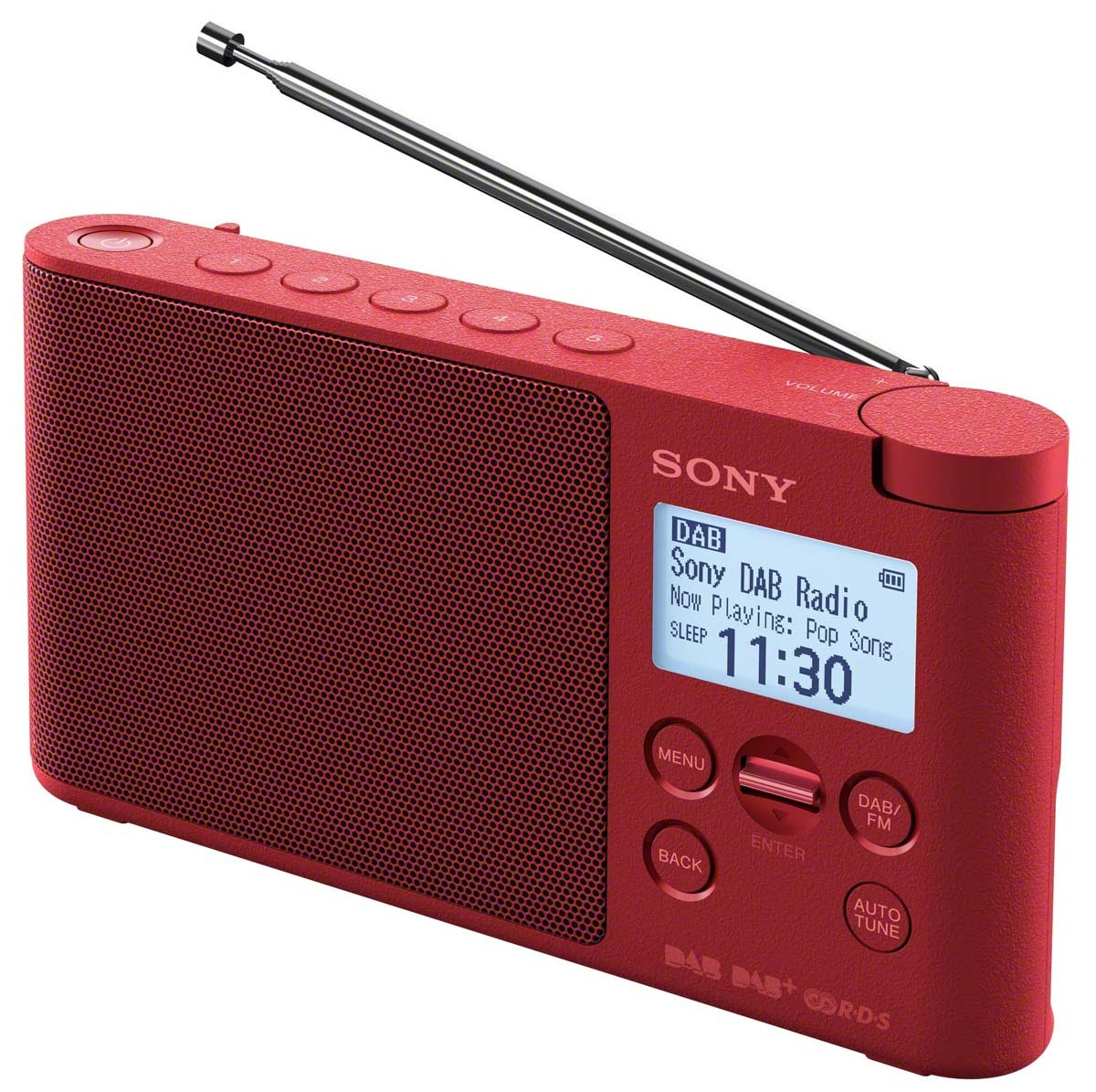SONY - XDRS 41 DBP ROUGE