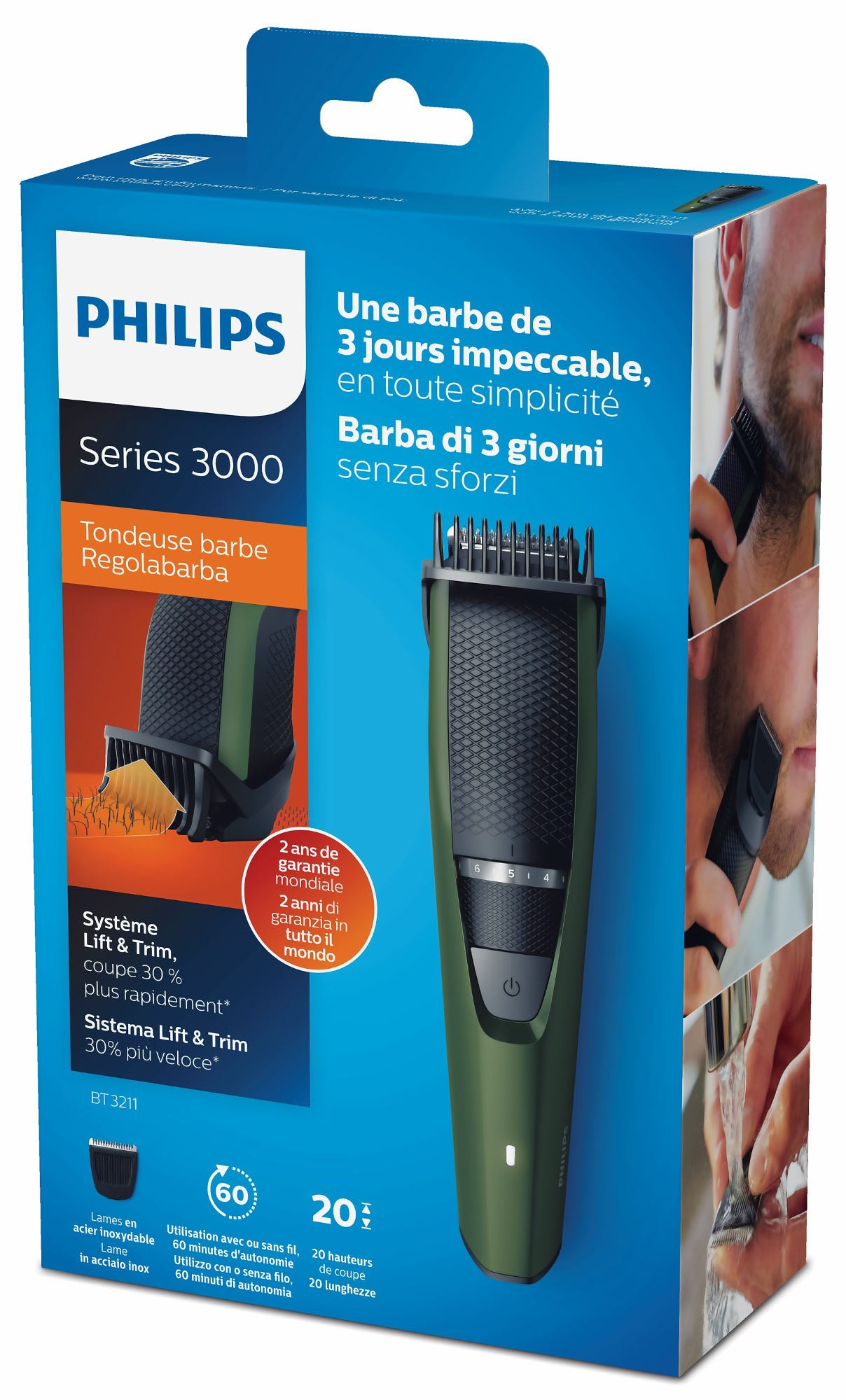 PHILIPS - BT 3211/14