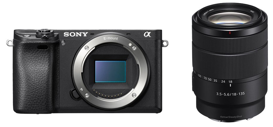 SONY - ILCE 6000 M BYF