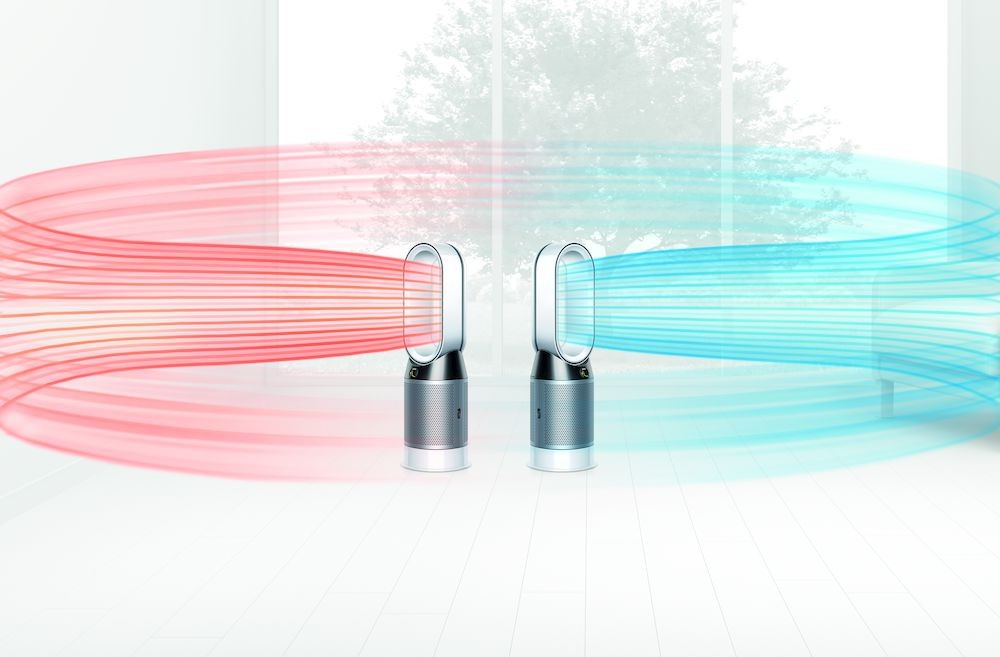 DYSON - HP 04 PURE HOT+COOL WHITE