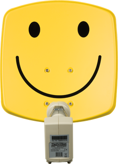 TECHNISAT - DIGIDISH 33 SMILEY