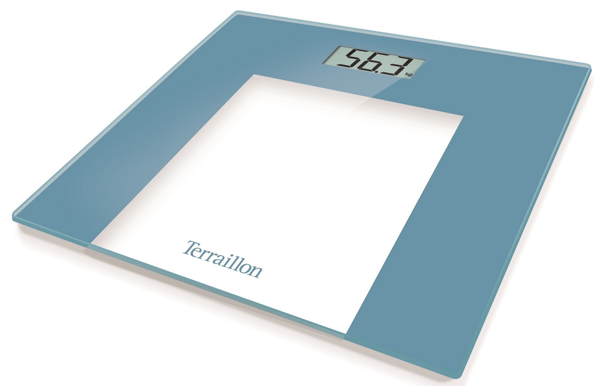 TERRAILLON - TP 1000 GLASS BLEU