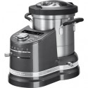 KITCHENAID › KITCHENAID - Robot cuiseur Cook Processor Artisan Gris étain (5KCF0103EMS/5)