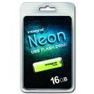 INTEGRAL - NEON JAUNE 16 GB