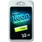 INTEGRAL - NEON JAUNE 32 GB