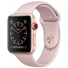 Apple Watch Série 3 - GPS - 42 mm - Or rose (MQL 22 ZD/A)