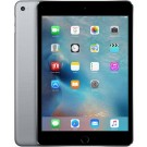 Apple - iPad Mini 4 - 128 Go Gris Sidéral - Wifi + Cellular - MK 762 NF/A
