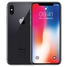 APPLE - iPhone X - Gris - 256 Go - MQAF 2 ZD/A