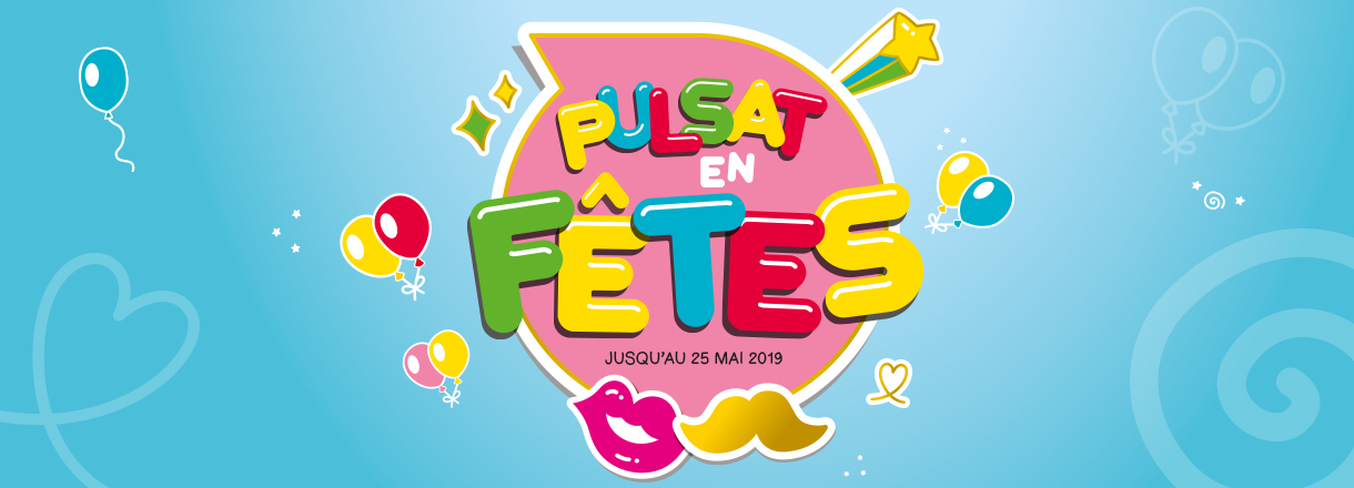 catalogue Pulsat en Fêtes mai 2019